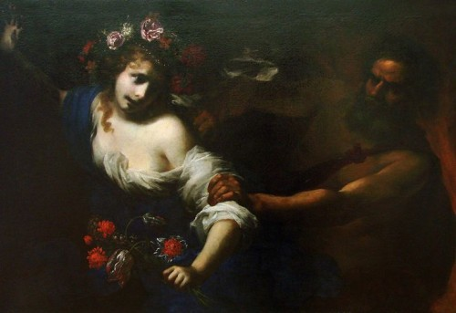 Renaissance | Simone Pignoni | The Rape of Persephone | 1650 |